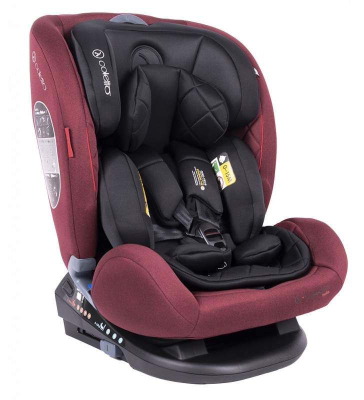Cascade IsoFix 0-36kg Coletto