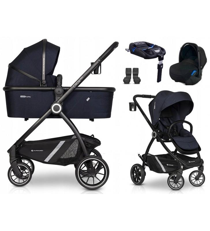 Crox Pro Euro Cart + Kite +...